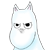 Angry Moomin Icon by StoicJackal