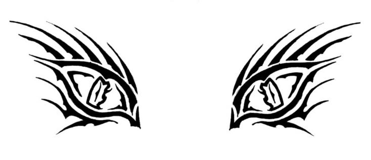 demon eyes by reijy on deviantart. Black Bedroom Furniture Sets. Home Design Ideas