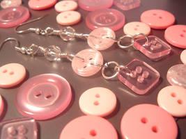 Jewelry: Burttondrop Earrings by Zirconia