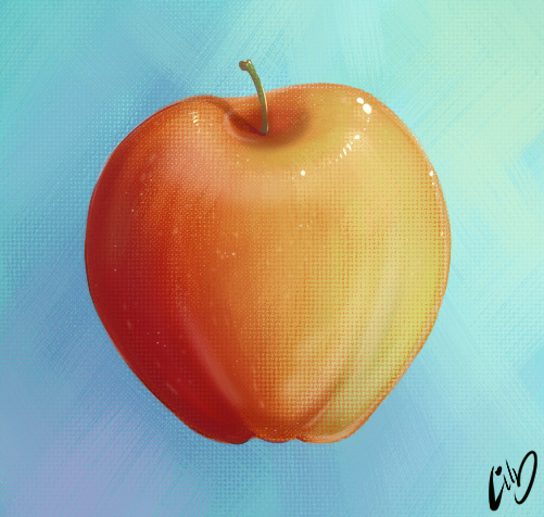 I'm an Apple by Zirconia