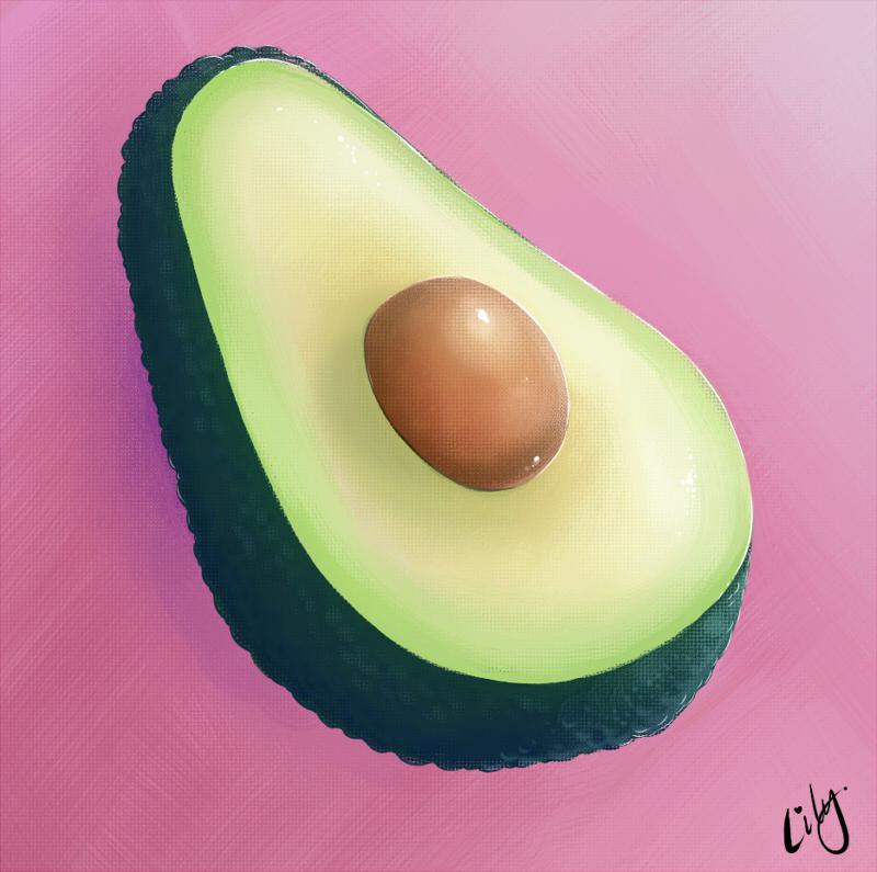 Avocado by Zirconia