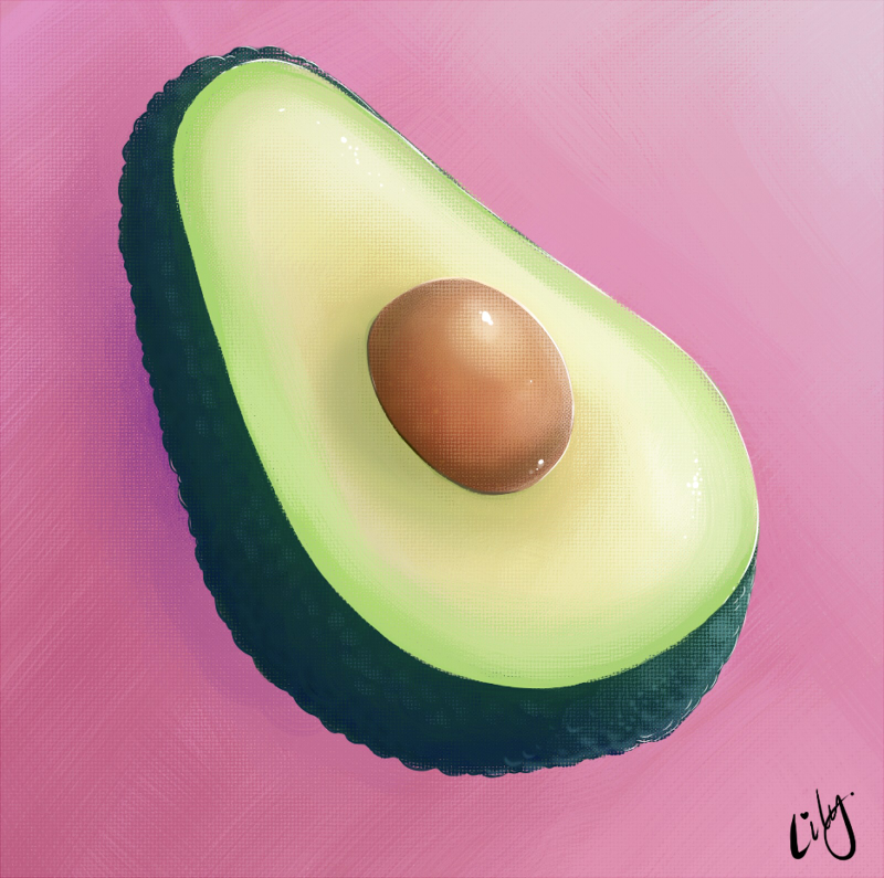 Avocado by Zirconia