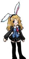 Bunny Of Cuteness