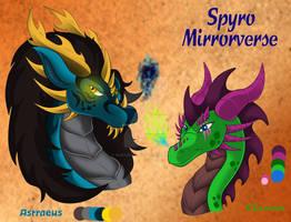 Spyro Mirrorverse: Clareta and Astraeous glimpse