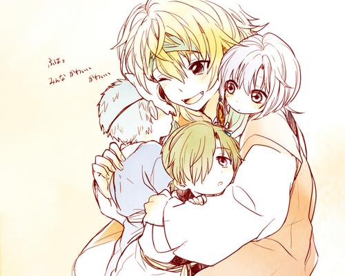 Ah~Babies~~ by SheepyAries