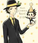 Happy Birthday Reborn!