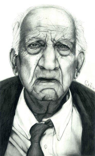 Old Man by palart