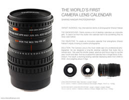 World's First Lens Calendar