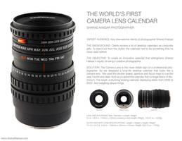 World's First Lens Calendar