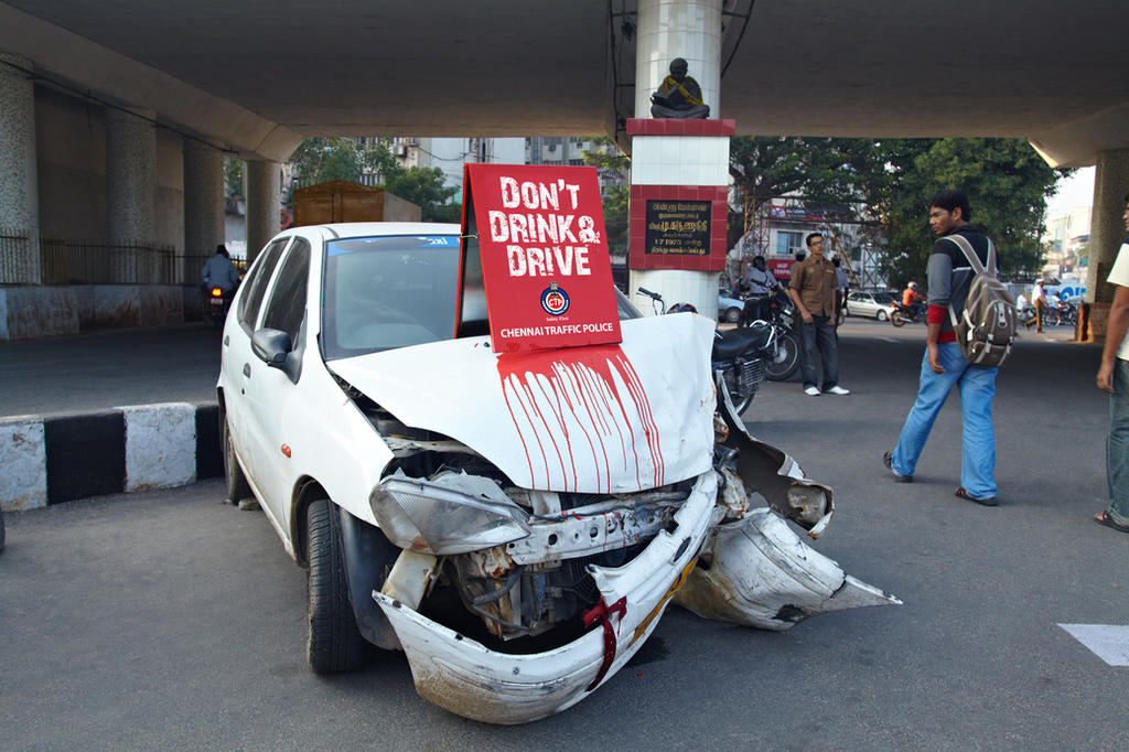 why you should not drink and drive essay