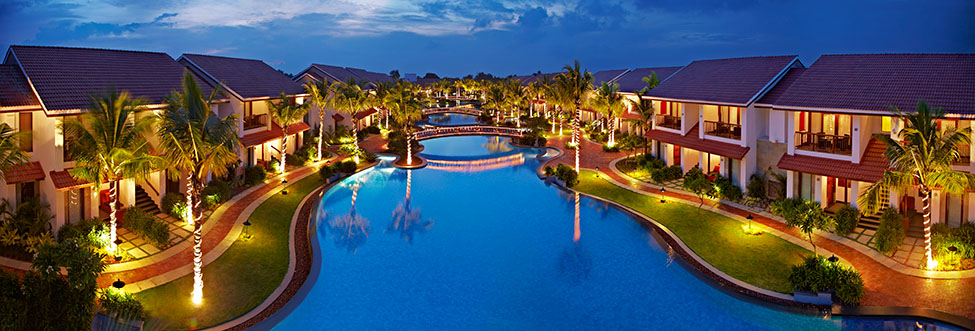 Grt Temple Bay Beach Resort Chennai