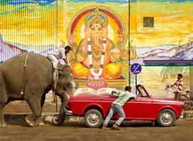 Divine Irony - Ganesha