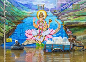 Divine irony - Ganga