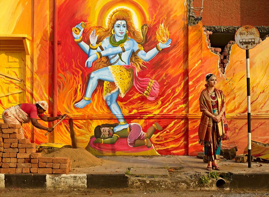 Divine Irony - Shiva by sharadhaksar