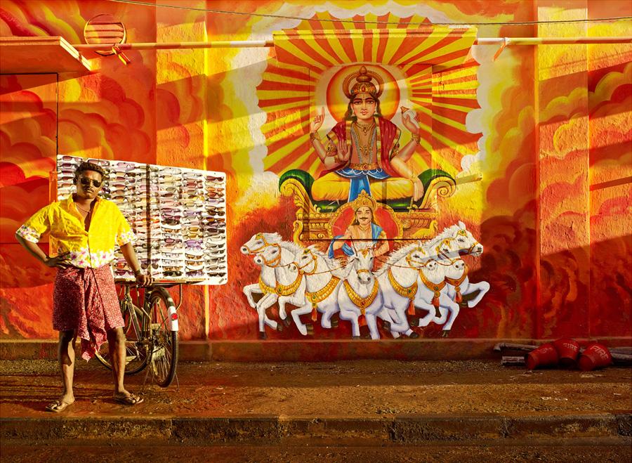 Divine Irony - Surya by sharadhaksar