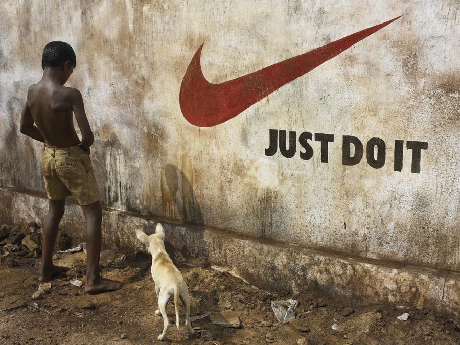 Brand Irony 1 - Just Do It