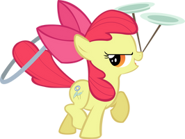 Apple Bloom :: Two Cutie Marks?! Two Talents?! by CobaltWinterborn