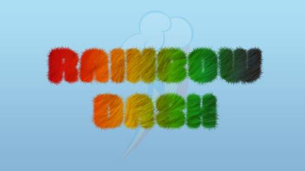 Rainbow Dash Mane Wallpaper