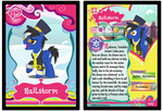 Hailstorm Trading Card by CobaltWinterborn