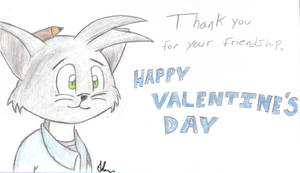 Happy Valentine's Day by CobaltWinterborn