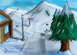BG Concept - Ski Snow Mountain