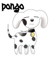 Pongo Final by WDLady