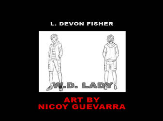 L. Devon Fisher Sketch by WDLady