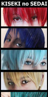 Kiseki no Sedai by Black--Deamon