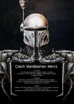Giger mandalorian poster