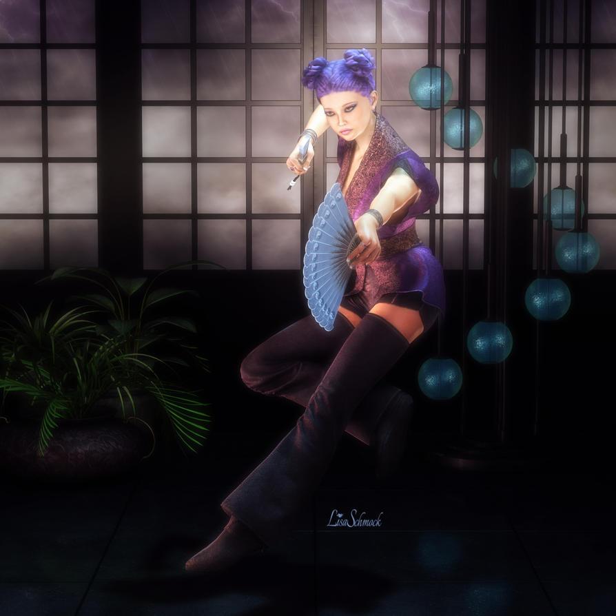 New Sumiko by Jaellra