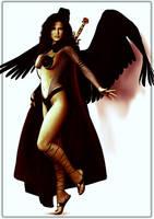 the raven by artdude41