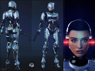 robocop concept by artdude41