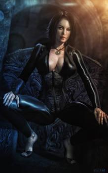 Selene the deathdealer