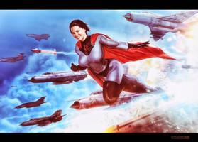Sovietwoman by artdude41