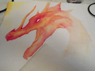 [Test] Fire Dragon by Tenedu44
