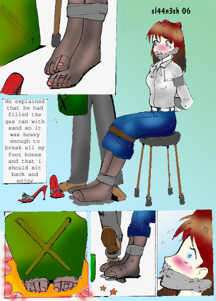 Can consult hentai feet torture
