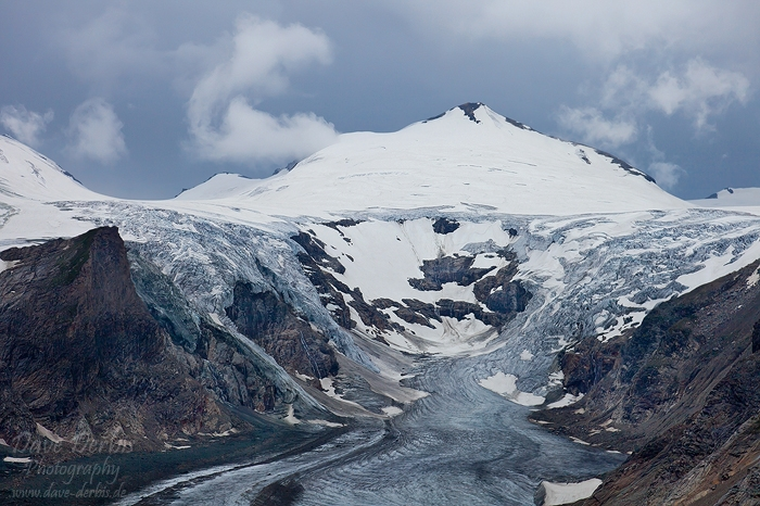 Glacier Storm by Dave-Derbis