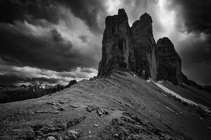 Summit Storm by Dave-Derbis