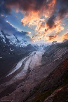 Johannisberg Glacier