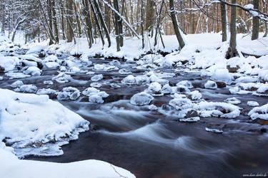 Elendstal Winter by Dave-Derbis