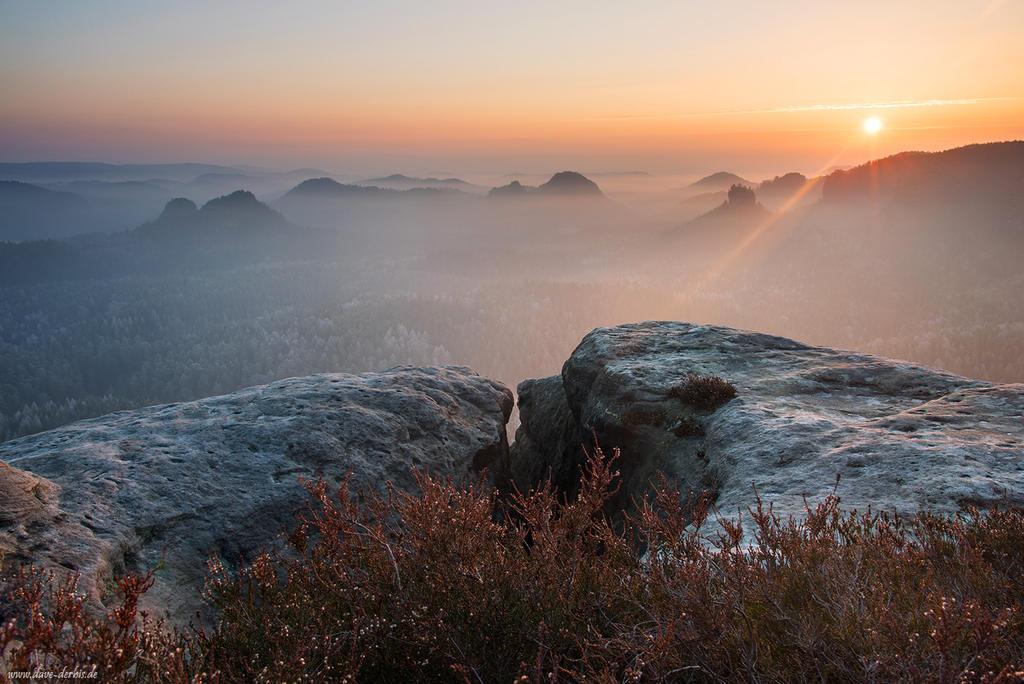 Sunrise Symphony by Dave-Derbis