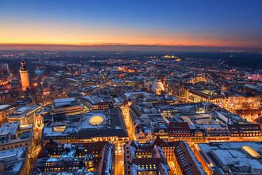 City Lights by Dave-Derbis