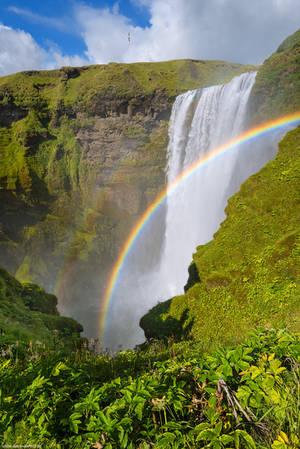 Paradise Falls by Dave-Derbis