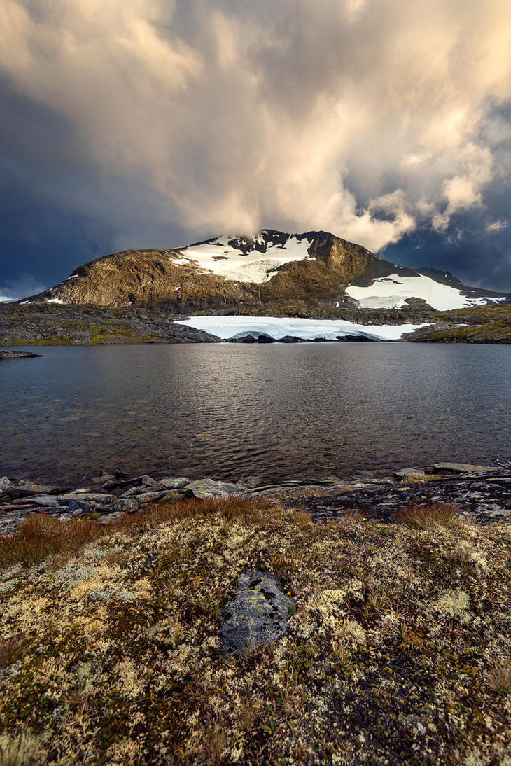 Sognefjellet Storm by Dave-Derbis