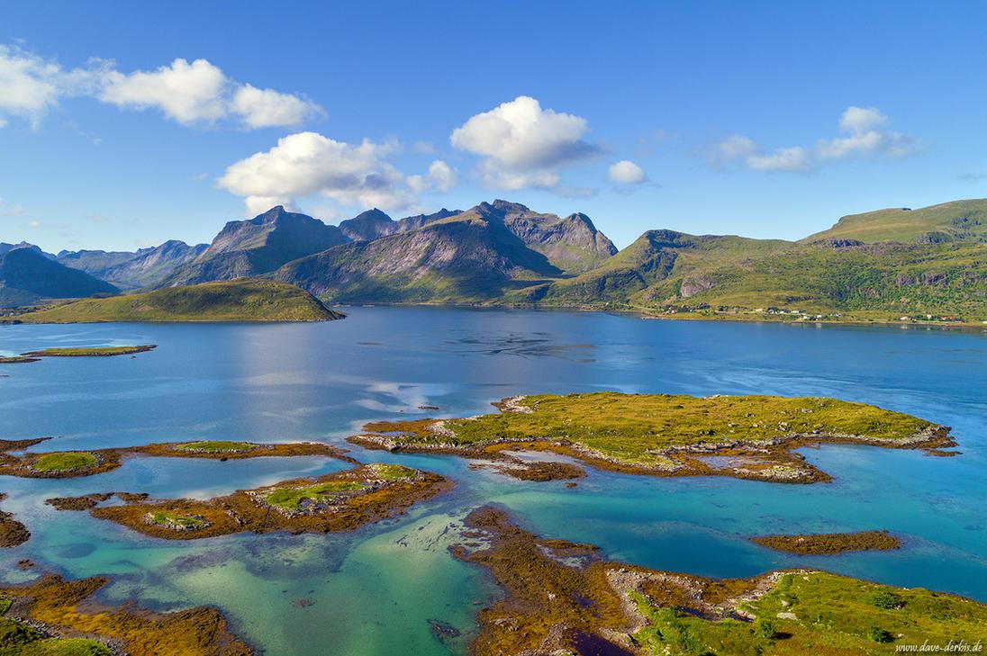 Torsfjorden by Dave-Derbis