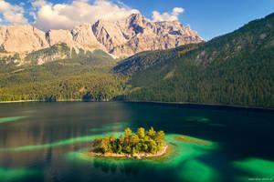 Ludwigs Island by Dave-Derbis
