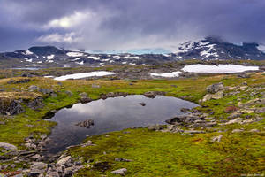 Sygnefjell by Dave-Derbis