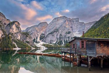 Pragser Wildsee by Dave-Derbis
