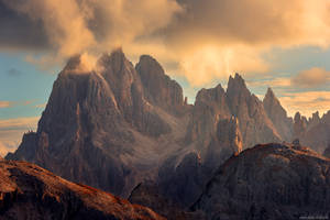 Towers of Mordor by Dave-Derbis