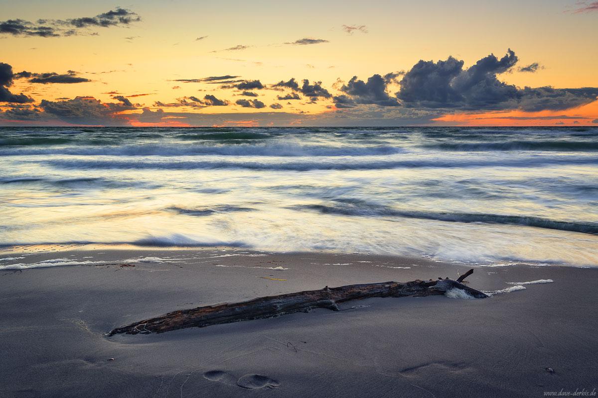 Golden Hour Beach